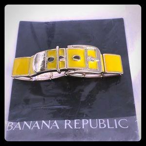 NWT Banana Republic Bracelet Yellow